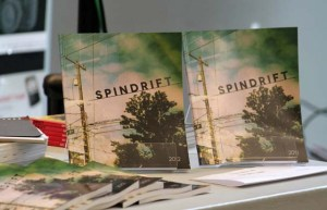 SCC literary magazine, Spindrift, wins national award